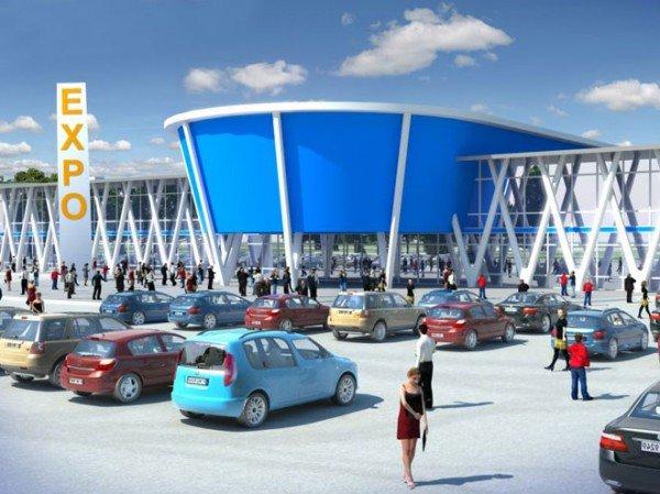 Под Симферополем построят современный выставочный центр (фото), фото-2