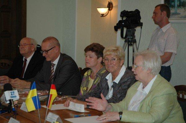 Лукьянченко пригласил немцев поучаствовать в мероприятиях по случаю 22 июня (фото), фото-1