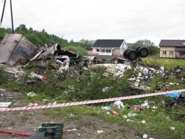 В авиакатастрофе под Петрозаводском погибли харьковчане, фото-1