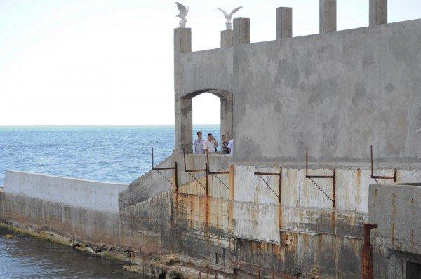 Владелец эллингов в Алупке «захватил» и удерживал несколько часов проверяющую комиссию (ФОТО), фото-2