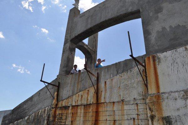Владелец эллингов в Алупке «захватил» и удерживал несколько часов проверяющую комиссию (ФОТО), фото-3