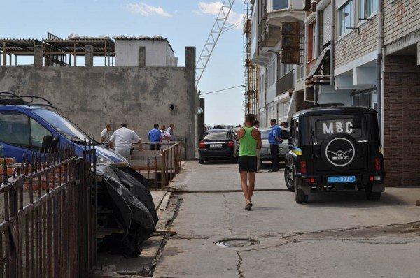 Владелец эллингов в Алупке «захватил» и удерживал несколько часов проверяющую комиссию (ФОТО), фото-4