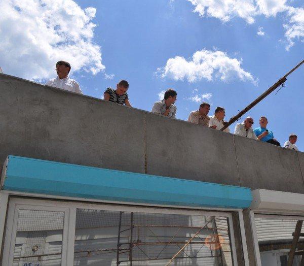 Владелец эллингов в Алупке «захватил» и удерживал несколько часов проверяющую комиссию (ФОТО), фото-5