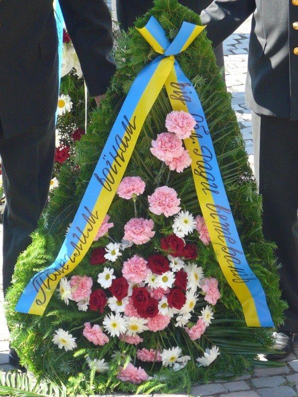 На Закарпатті вшанували пам'ять жертв війни (ФОТО), фото-2