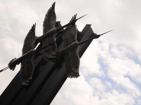 Открыт памятник офицерам-штрафникам, погибшим в боях за Кривой Рог (ФОТОРЕПОРТАЖ), фото-10