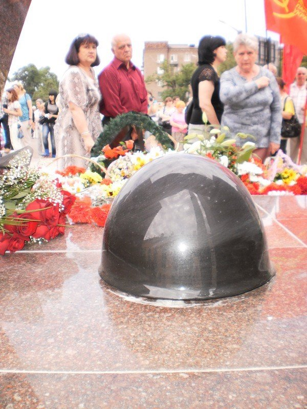Открыт памятник офицерам-штрафникам, погибшим в боях за Кривой Рог (ФОТОРЕПОРТАЖ), фото-9