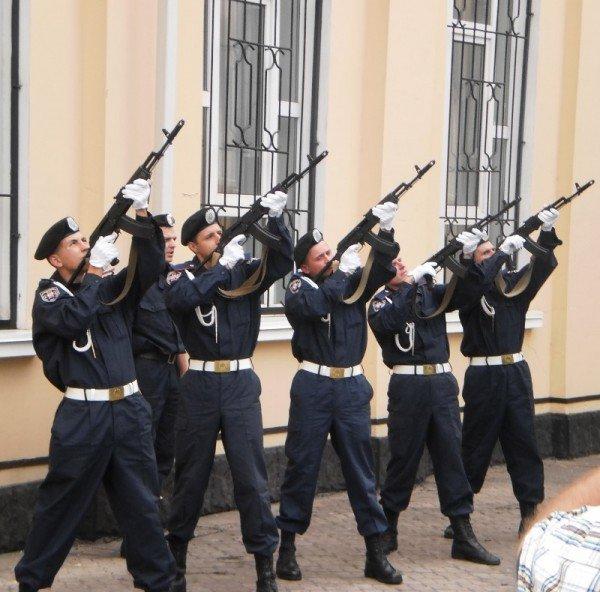 Открыт памятник офицерам-штрафникам, погибшим в боях за Кривой Рог (ФОТОРЕПОРТАЖ), фото-8