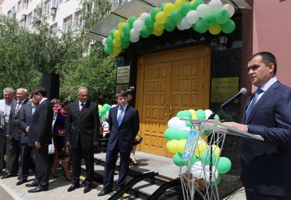 В Донецке открыли первый сервисный центр для обслуживания налогоплательщиков с уже приготовленными для чиновников камерами (фото, видео), фото-4