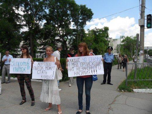 В Симферополе показали современные орудия пыток (фото), фото-4