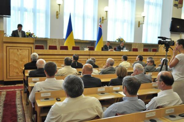На Закарпатті відзначили річницю Конституції та возз'єднання краю з Україною (ФОТО), фото-1