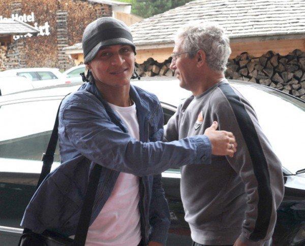 Алан Патрик улетел из Донецка, чтобы присоединиться к команде Луческу, фото-1