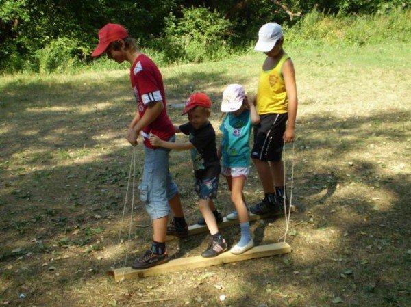 На Азовском побережье открылся первый детский палаточный лагерь (ФОТО), фото-1