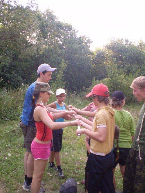 На Азовском побережье открылся первый детский палаточный лагерь (ФОТО), фото-3