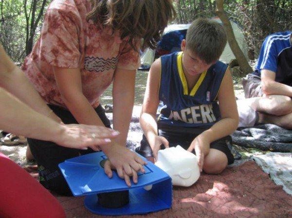 На Азовском побережье открылся первый детский палаточный лагерь (ФОТО), фото-4
