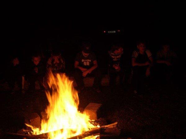 На Азовском побережье открылся первый детский палаточный лагерь (ФОТО), фото-8