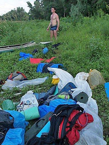 Луганский молодежный клуб провел экологический рейд (фото), фото-7