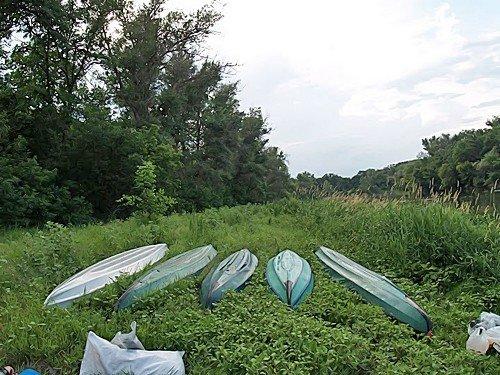 Луганский молодежный клуб провел экологический рейд (фото), фото-6