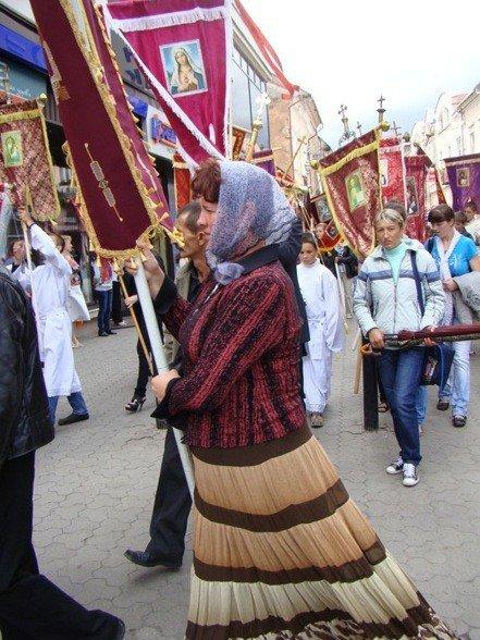 В Ужгороді відбувся хресний хід (ФОТО), фото-4