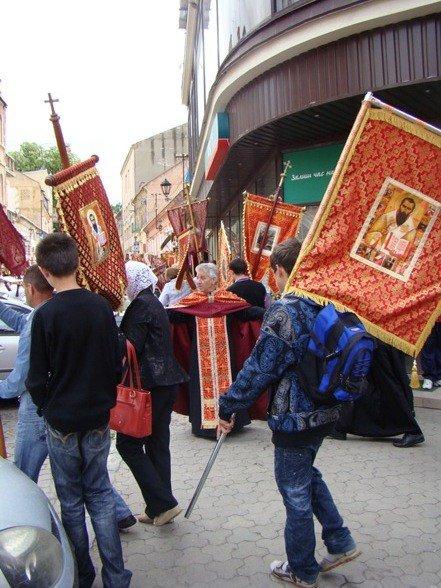 В Ужгороді відбувся хресний хід (ФОТО), фото-5