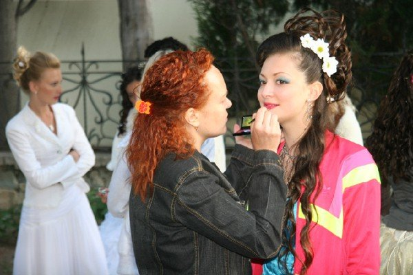 В Алуште прошел парад невест (ФОТО), фото-2