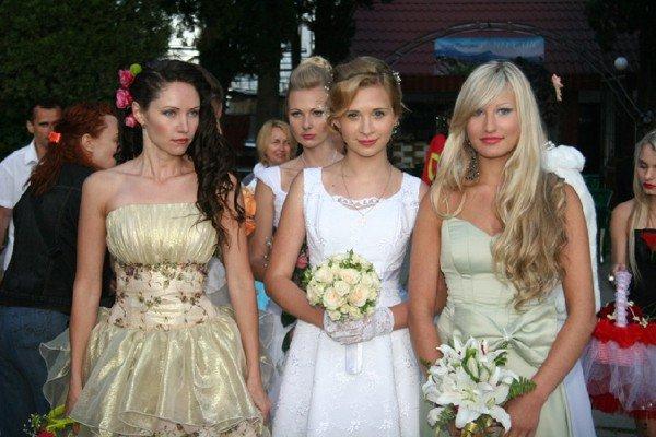 В Алуште прошел парад невест (ФОТО), фото-3