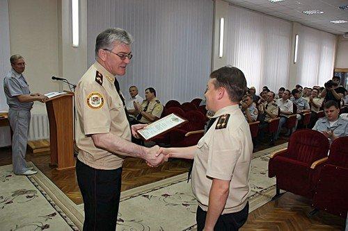 В канун праздника луганские спасатели получили заслуженные награды (фото), фото-3