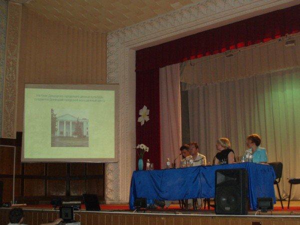Молодым туда дорога — в Донецке решили, что молодежным лидерам нужно чаще встречаться (фото), фото-1