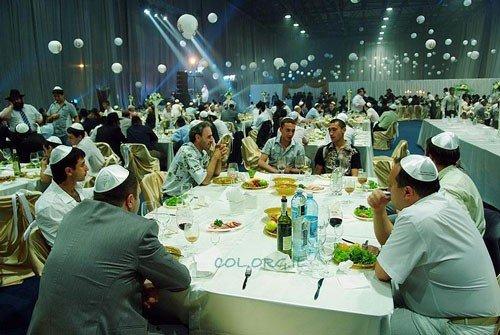 Главный раввин Донбасса с размахом сыграл свадьбу своей дочери в Донецке (фото), фото-2