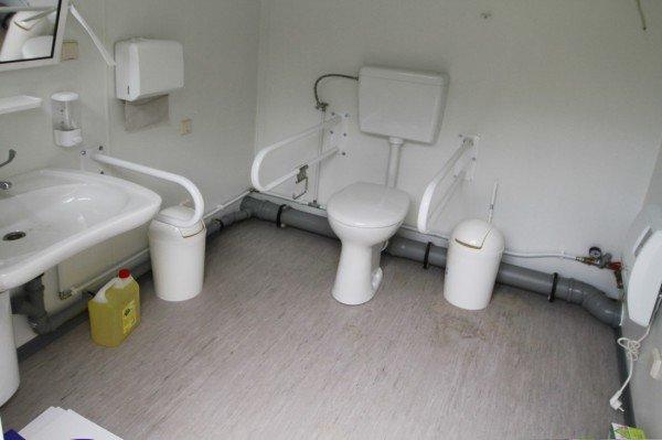 В Донецке продемонстрировали туалеты для «Евро-2012» стоимостью 800 тысяч гривен (фото), фото-4