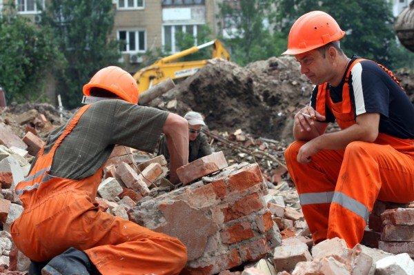 В компании Януковича заявляют, что еще сами не знают, что будут строить на месте бывшей гостиницы «Дружба» (фото), фото-4