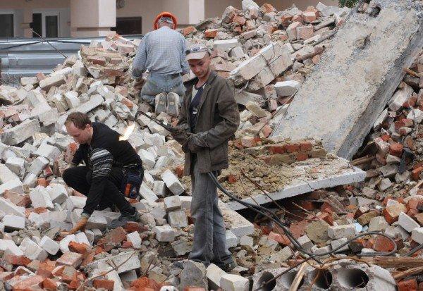 В компании Януковича заявляют, что еще сами не знают, что будут строить на месте бывшей гостиницы «Дружба» (фото), фото-3