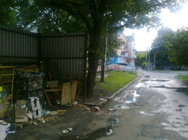 Ах, Тернополе! Спереду - стрій, а ззаду - хоч з лопатою стій..., фото-8