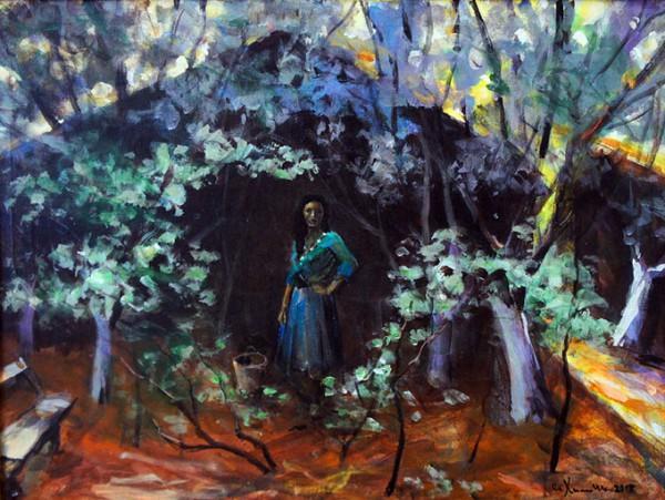 Украинский художник Химочка привез в Николаев из Москвы сотню работ, которые оценивают в тысячи долларов (ФОТО), фото-5