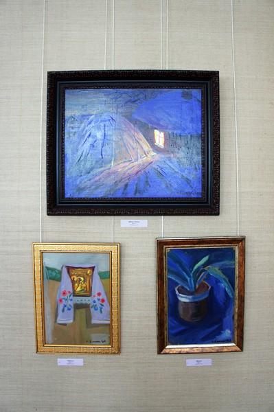 Украинский художник Химочка привез в Николаев из Москвы сотню работ, которые оценивают в тысячи долларов (ФОТО), фото-6