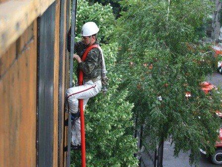 В Запорожье прошли соревнования по пожарно-прикладному спорту (ФОТО), фото-3