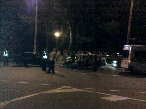 В Ялте ночью произошла авария (ФОТО), фото-2