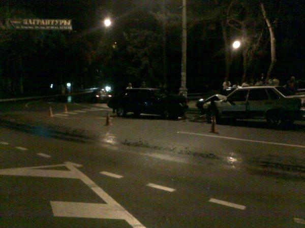 В Ялте ночью произошла авария (ФОТО), фото-4