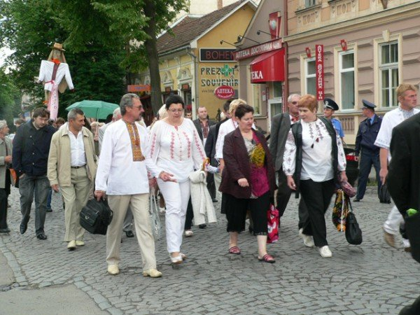 В Ужгороді вишиванками і звуками трембіти розпочалася «Купальська містерія» (ФОТО), фото-5