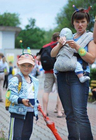 В Запорожье слинго-мамы и слинго-папы искали сокровища (ФОТО), фото-3