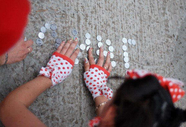 В Запорожье слинго-мамы и слинго-папы искали сокровища (ФОТО), фото-8