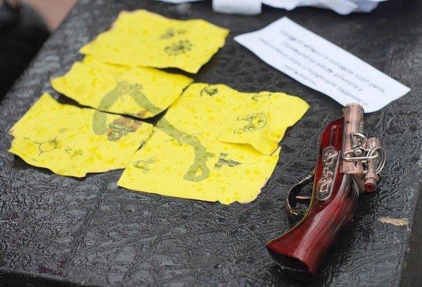 В Запорожье слинго-мамы и слинго-папы искали сокровища (ФОТО), фото-9