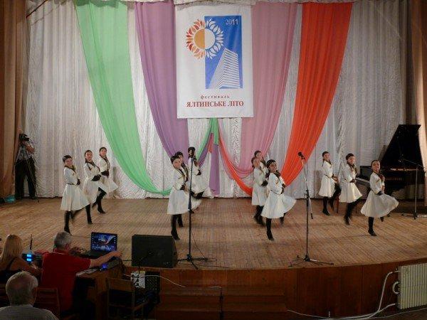 В Ялте прошел 10-ый Международный фестиваль – конкурс искусств «Ялтинское лето - 2011» (ФОТО), фото-1