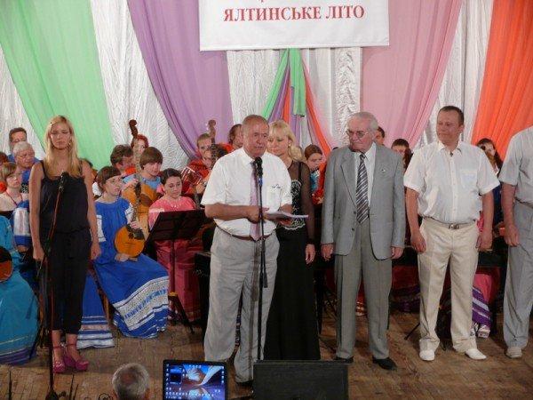 В Ялте прошел 10-ый Международный фестиваль – конкурс искусств «Ялтинское лето - 2011» (ФОТО), фото-2