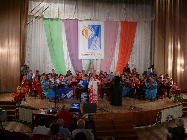 В Ялте прошел 10-ый Международный фестиваль – конкурс искусств «Ялтинское лето - 2011» (ФОТО), фото-4