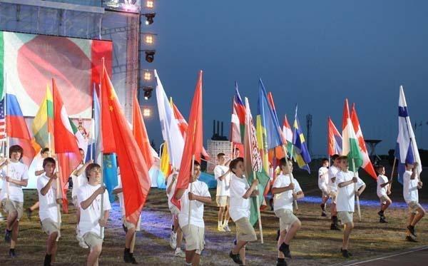 В «Артеке» наградили победителей фестиваля для детей-сирот «Щасливі долоні» (ФОТО), фото-1