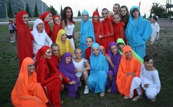 В «Артеке» наградили победителей фестиваля для детей-сирот «Щасливі долоні» (ФОТО), фото-9