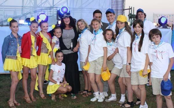 В «Артеке» наградили победителей фестиваля для детей-сирот «Щасливі долоні» (ФОТО), фото-7