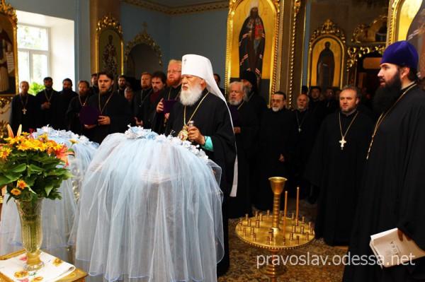 В Одессе собралось духовенство под предводительством Агафангела (фото), фото-1