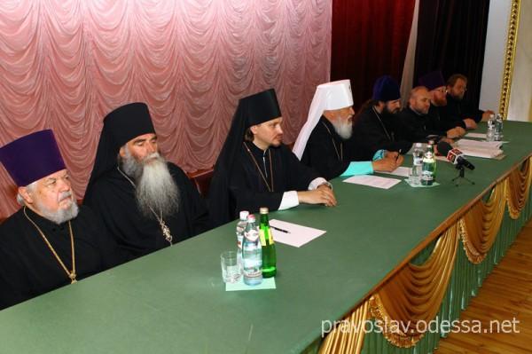 В Одессе собралось духовенство под предводительством Агафангела (фото), фото-3