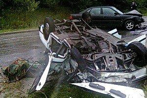 В аварії на Тернопіллі загинув водій і постраждали троє пасажирів (ОНОВЛЕНО), фото-2